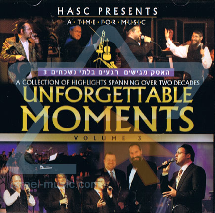 Unforgettable Moments Vol. 3 - Various