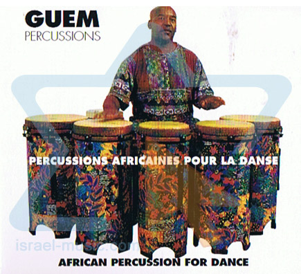 African Percussion for Dance by Guem
