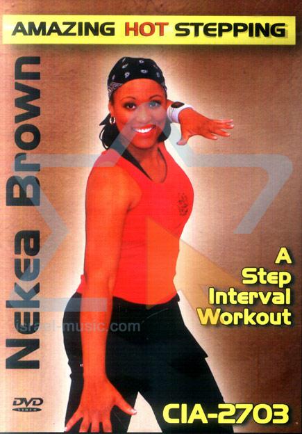 Amazing Hot Stepping Par Nekea Brown