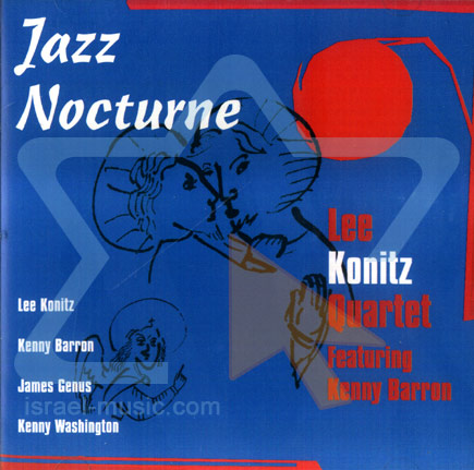 Jazz Nocturne by Lee Konitz Quartet