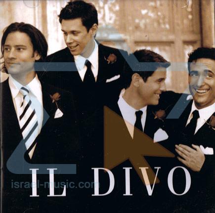 Il divo israel music for Il divo cd