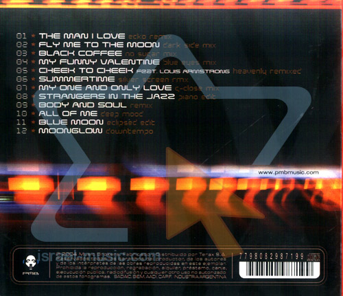 Jazz RMXS by Various