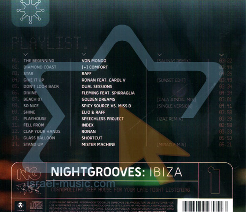 Nightgrooves: Ibiza by Various
