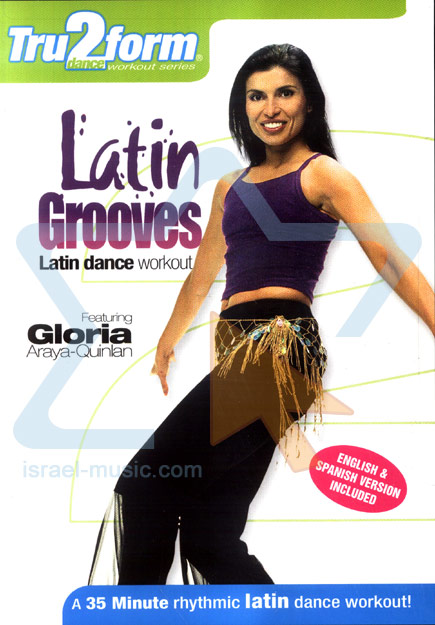 Latin Grooves by Gloria Araya-Quinlan