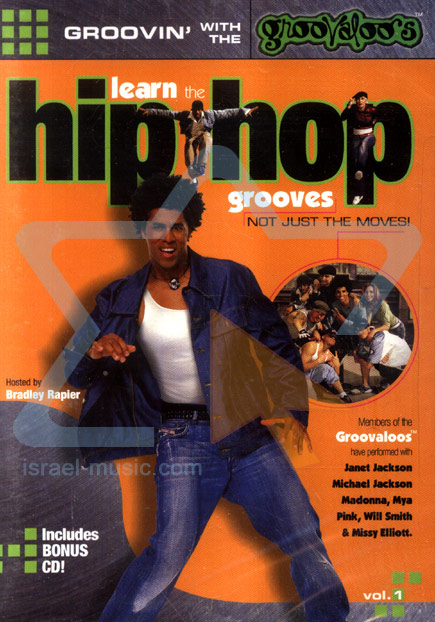 Learn the Hip-Hop Grooves Vol. 1 by Bradley Rapier