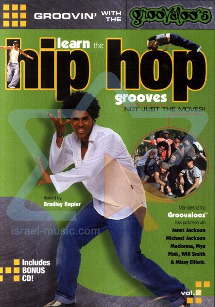 Learn the Hip-Hop Grooves Vol. 2 by Bradley Rapier