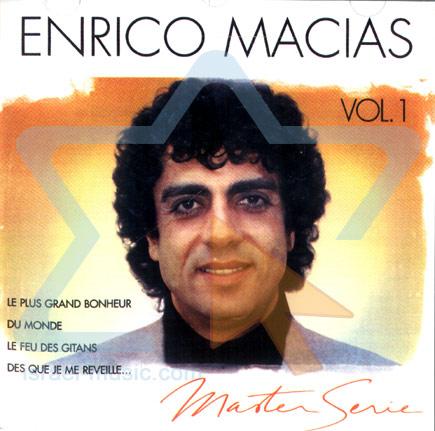 Master Serie Vol. 1 Par Enrico Macias