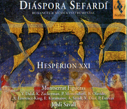 Diaspora Sefardi by Various