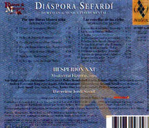 Diaspora Sefardi by Various