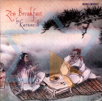 Zen Breakfast by Karnnesh