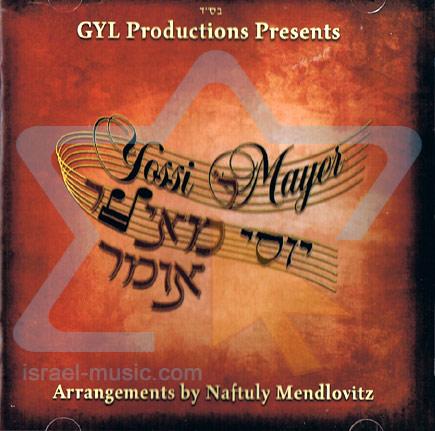 Rabbi Meir Omer by Yossi Mayer