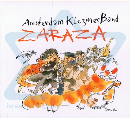 Zaraza by Amsterdam Klezmer Band