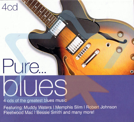 Pure...Blues - Various
