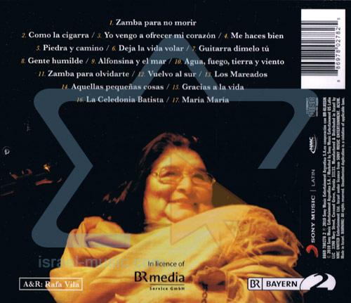 Deja La Vida Volar by Mercedes Sosa