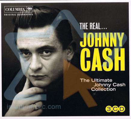 The Real... by Johnny Cash