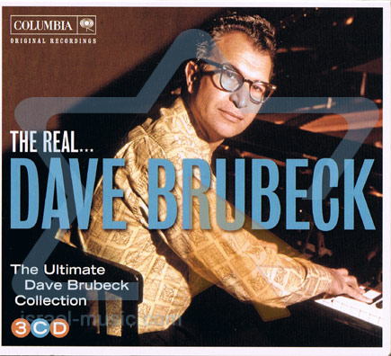 The Real... by Dave Brubeck