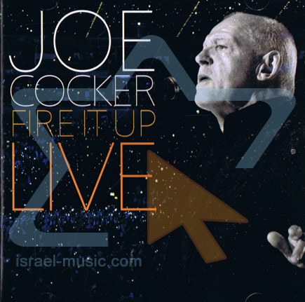 Fire It Up Live by Joe Cocker