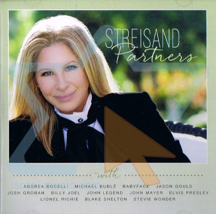 Partners by Barbra Streisand
