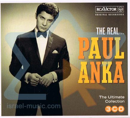 The Real... - Paul Anka