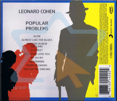 Popular Problems by Leonard Cohen