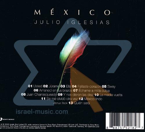 Mexico by Julio Iglesias