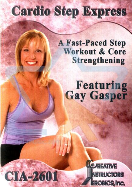 Cardio Step Express - Gay Gasper