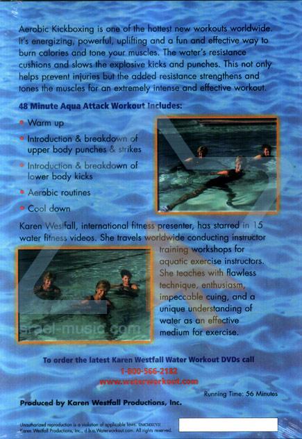 Karen Westfall's Aqua Attack - Karen Westfall