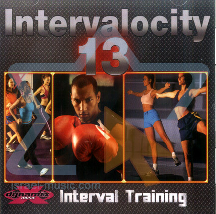Intervalocity 13 by Various