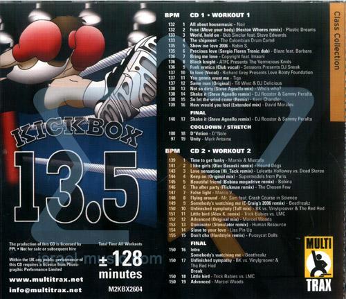 Kickbox Volume 13.5 by Various