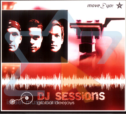 Dj Sessions - Global Deejays by Various