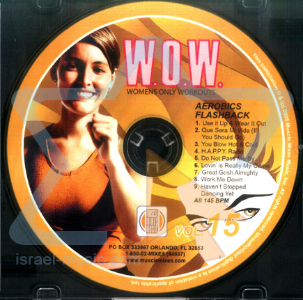 Womens Only Workout - Volume 15 by Various