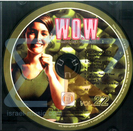 Womens Only Workout - Volume 22 by Various