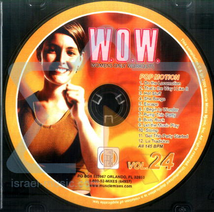 Womens Only Workout - Volume 24 by Various