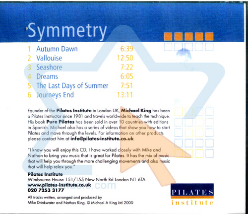 Symmetry by Pilates Institute
