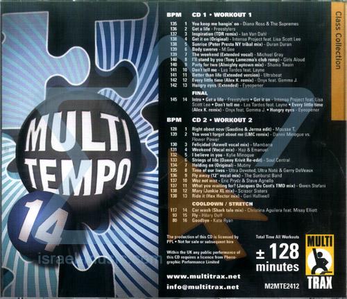 Multi Tempo - Volume 14 by Various