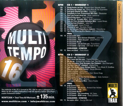 Multi Tempo - Volume 16 by Various
