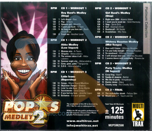 Pop Stars Medley 2 by Various
