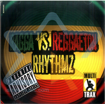 Ragga Vs. Reggaeton Rhythmz لـ Various