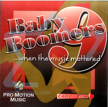 Baby Boomers - Volume 9 by Various