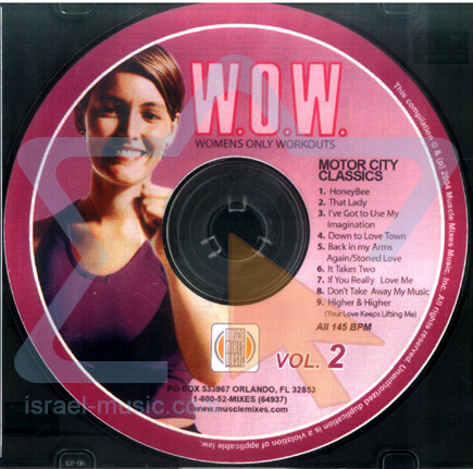Womens Only Workout - Volume 2 by Various