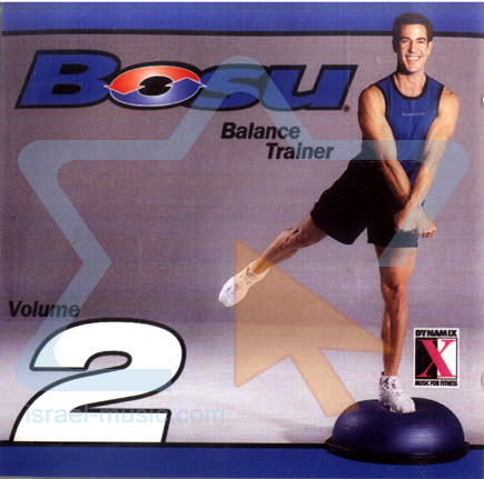 Bosu - Balance Trainer 2 by Rob Glick