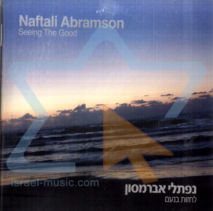 Seeing the Good Par Naftali Abramson