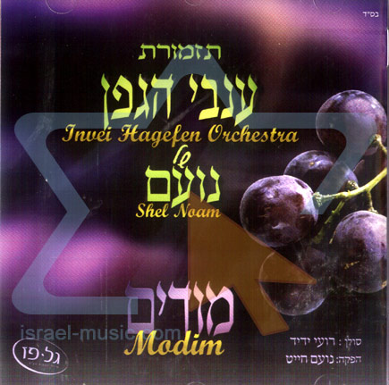 Modim by Envey Hagefen with Noam