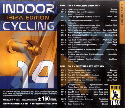 Indoor Cycling - Volume 14 by Various