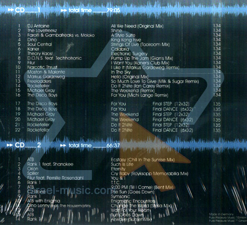 Dj Sessions - Markus Gardeweg by Various