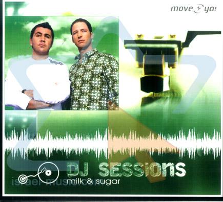 Dj Sessions - Milk & Sugar by Various