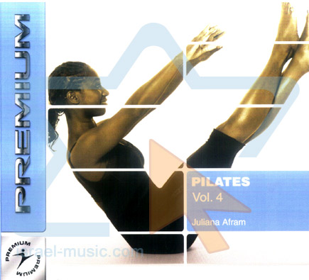Pilates - Vol. 4 by Juliana Afram