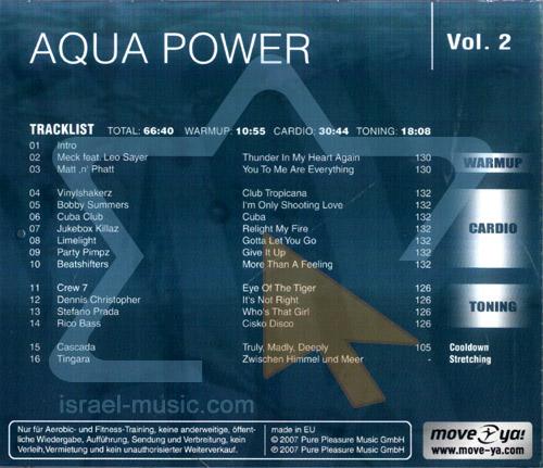 Aqua Power - Vol. 2 by Various