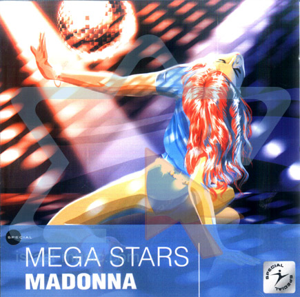 Mega Stars - Madonna by Various