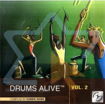 Drums Alive - Vol. 2 by Various